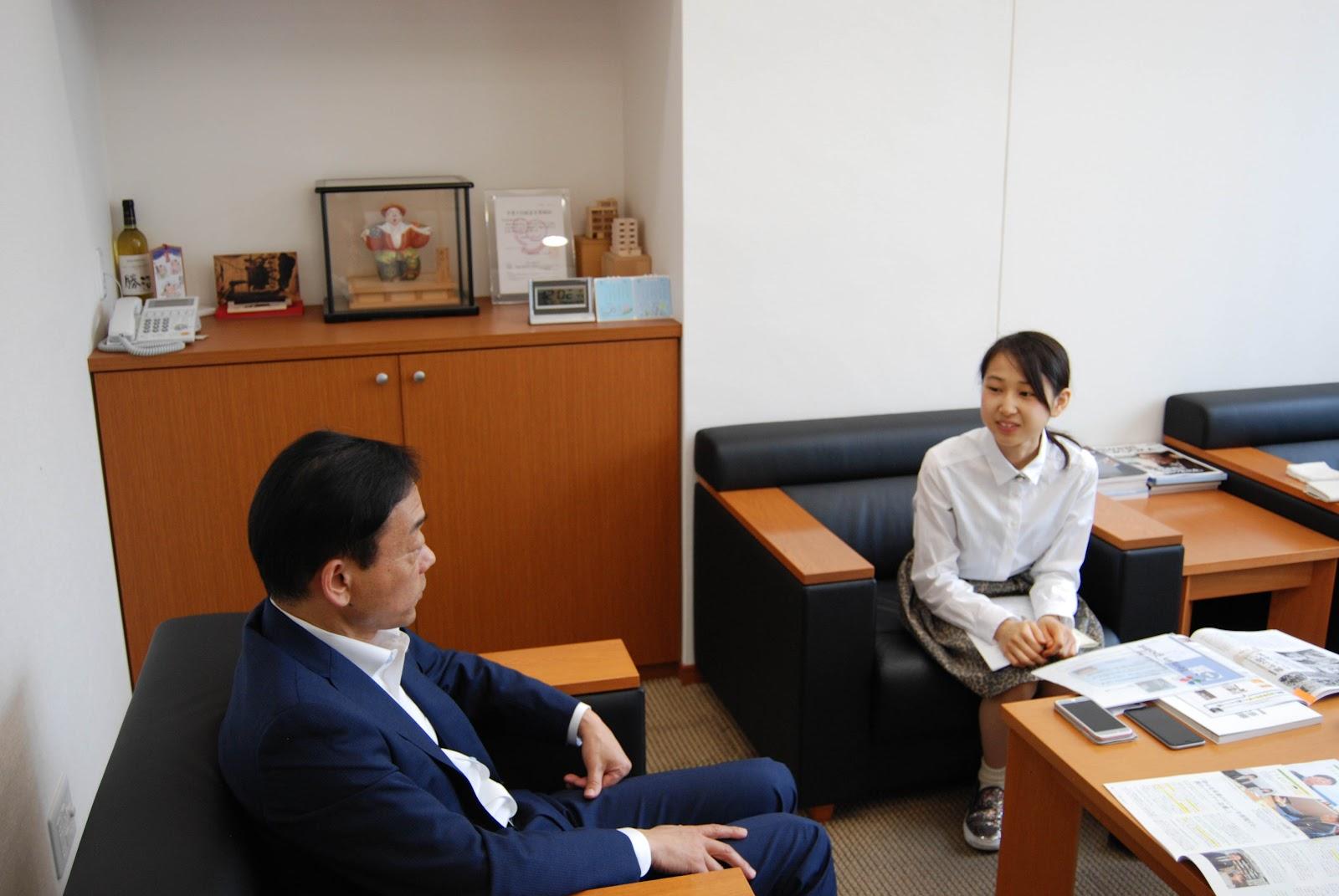 【社長直撃インタビュー!】株式会社アイ・ビー・ビー 廣田社長にお話を伺いました。