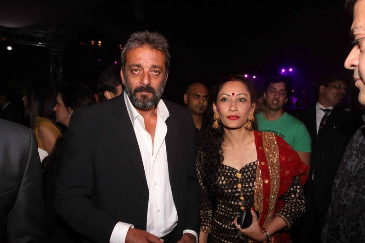 3. Sanjay Dutt and Manyata Dutt