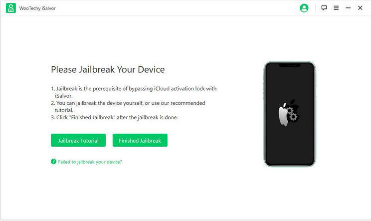 أفضل 5 أدوات لتجاوز iCloud لإزالة قفل تنشيط الايفون بدون كلمة مرور 3