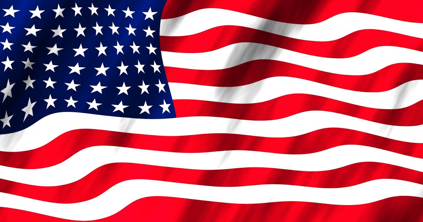 American Flag ...