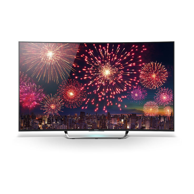 Sony KD-55S8005C curved 4K UHD 3D LED Android TV