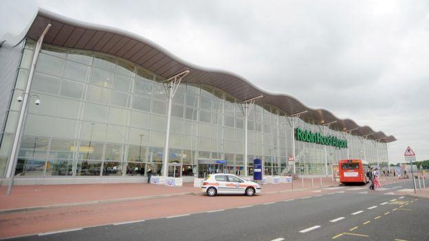 Doncaster Airport