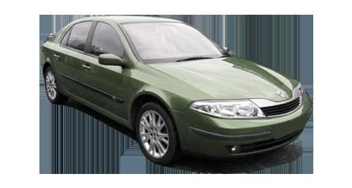 Clé Renault Laguna II
