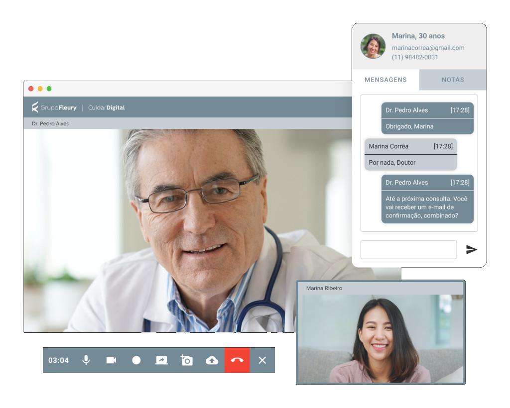 A plataforma gera maior autonomia do paciente para gerenciar a própria saúde, permitindo o acesso ao histórico médico e a informações que antes ficavam nas mãos de centros médicos,operadoras de saúde e seguradoras. (Fonte: Saúde iD/Divulgação)