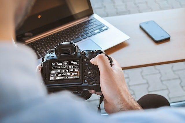 روش کار نورسنج در دوربین عکاسی