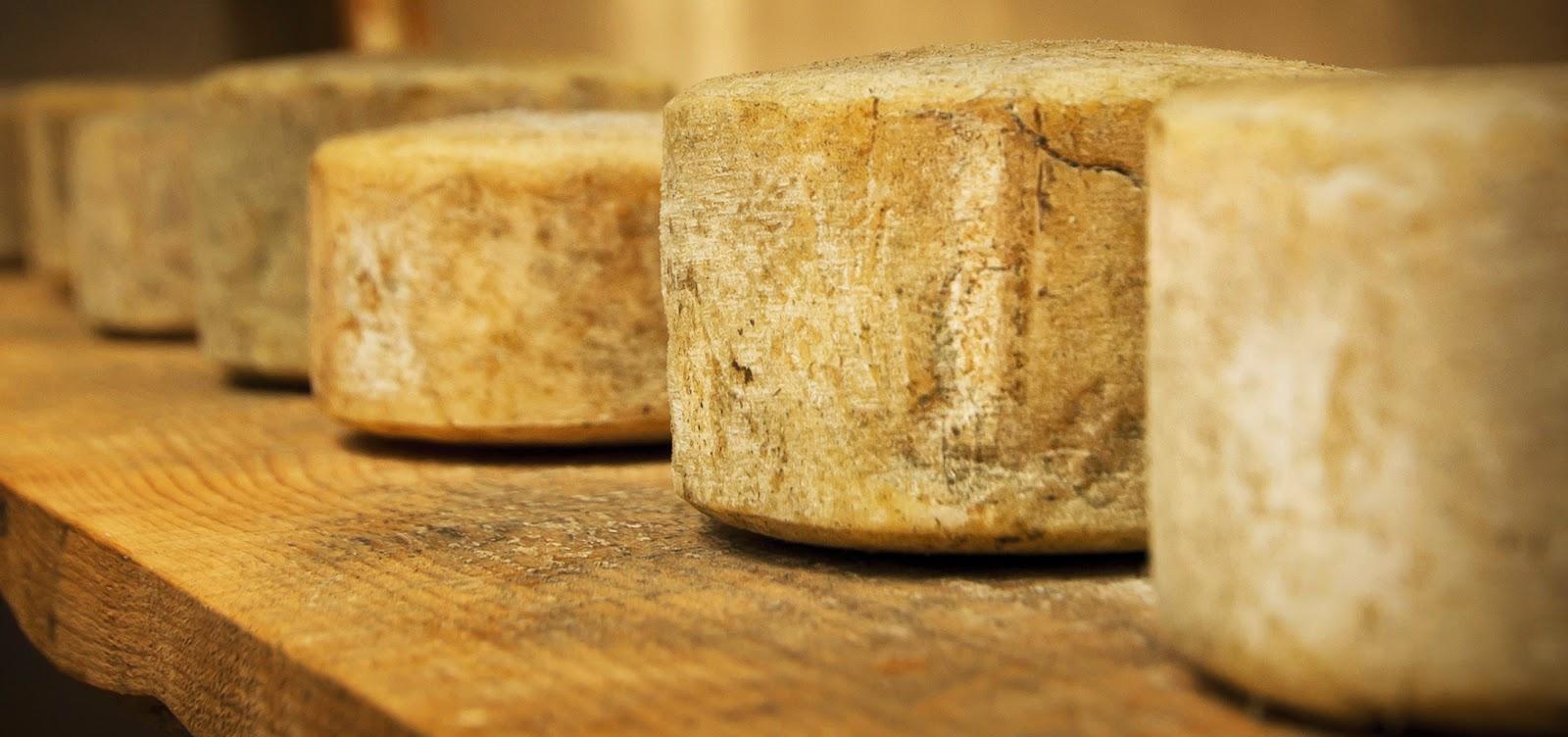 Ufff... ¡Que ganas de comer el auténtico queso manchego!