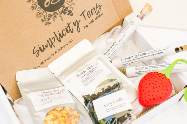 simplicitytea subscripition box