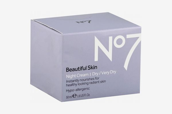 No7 Beautiful Skin Night Cream Dry/Very Dry
