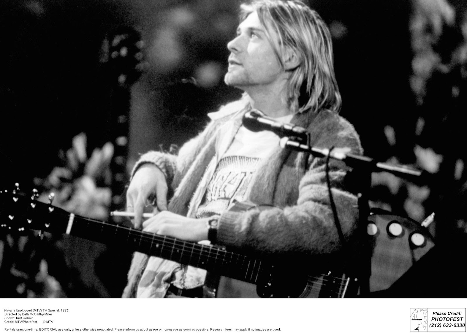 Kurt Cobain's Personal Items To Go On Show In Ireland At The Museum Of Style Icons Newbridge
