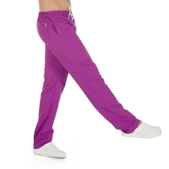 Pantalón sanitario microfibra rosa