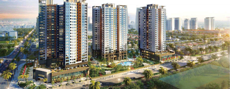 Dự án kế cận Khu đô thị Dương Nội