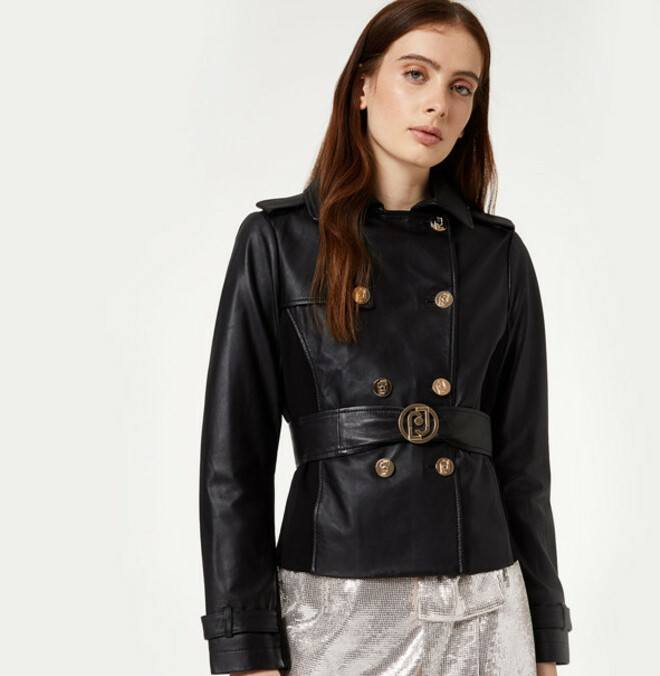Leather raincoats 13