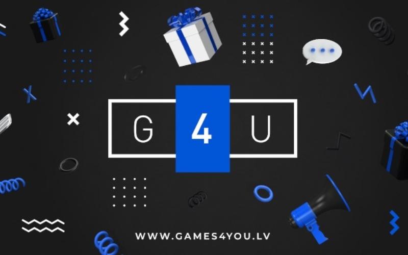 Burvju triki games4you.lv