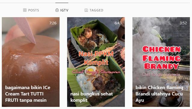 Berbagai Trip Agar Mudah Membuat Kreasi oleh Chef Yongki