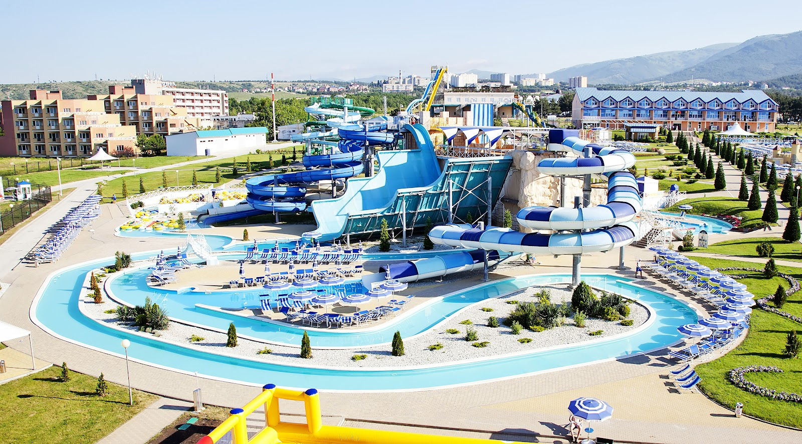 water parks types of parks in the us