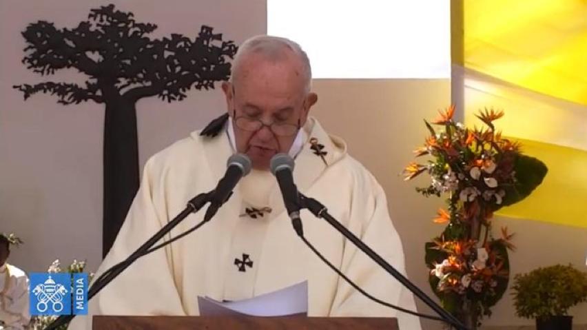 Toàn văn bài giảng của Đức Thánh Cha ở Madagascar