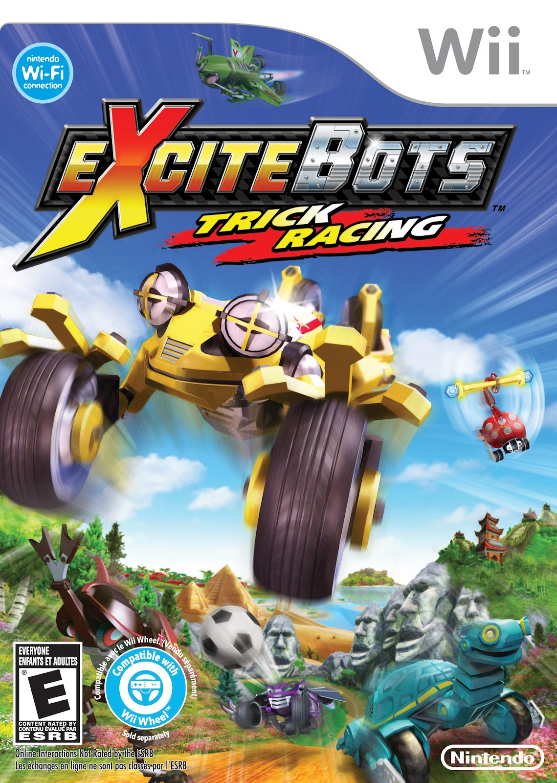 Image result for excitebots trick racing