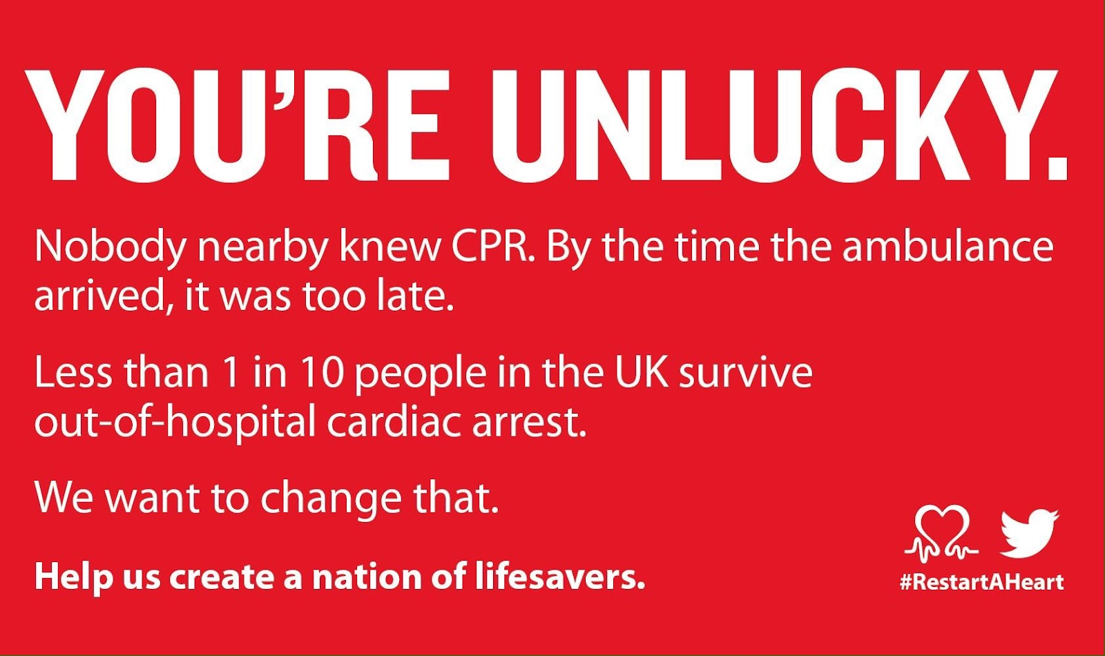 The BHF campaign