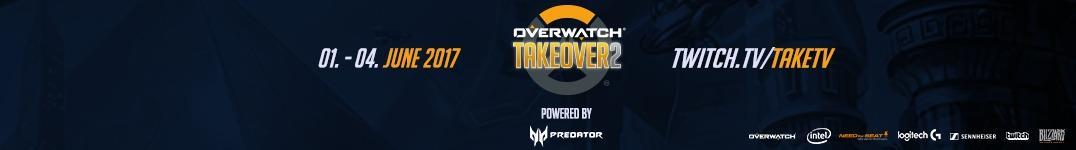 TaKeTV Overwatch TakeOver 2