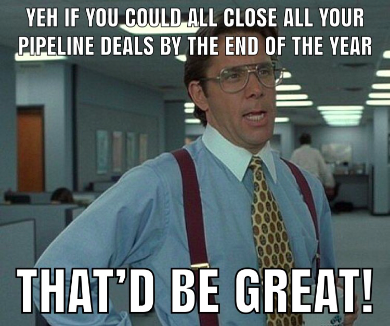 9 Amazing Sales Memes To Celebrate The End Of 2017