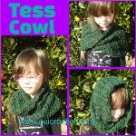 Tess Cowl, Infinity Cowl, Crochet. Free Crochet Pattern. Crochet Cowl, Crochet Scarf,Crochet Cowl for Kids 150x150.png