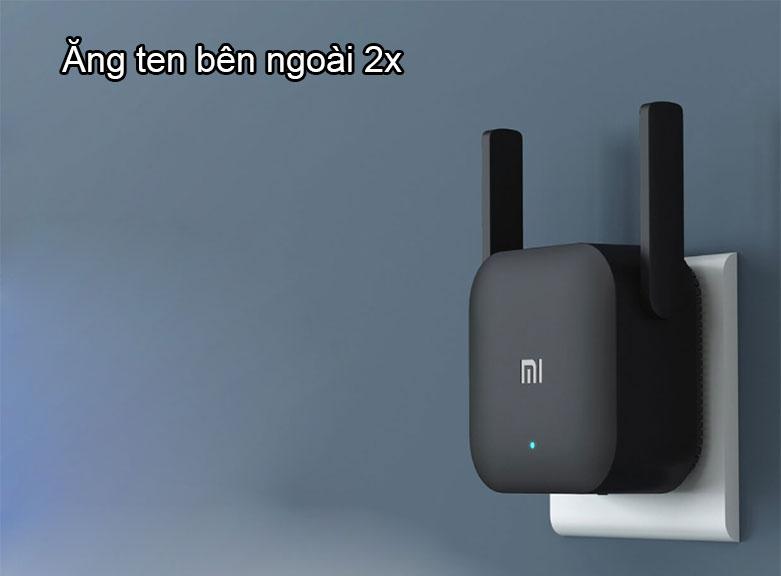 Bộ mở rộng sóng Xiaomi Mi Wifi Range Extender Pro   Ăn ten bên ngoài 2x