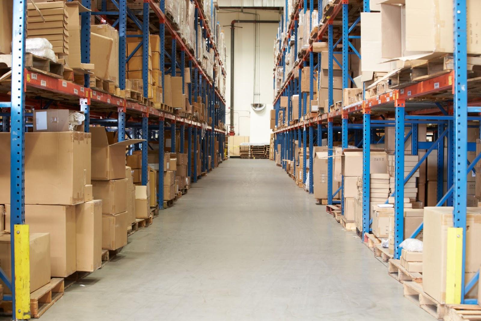 требования к безопасности складских помещений