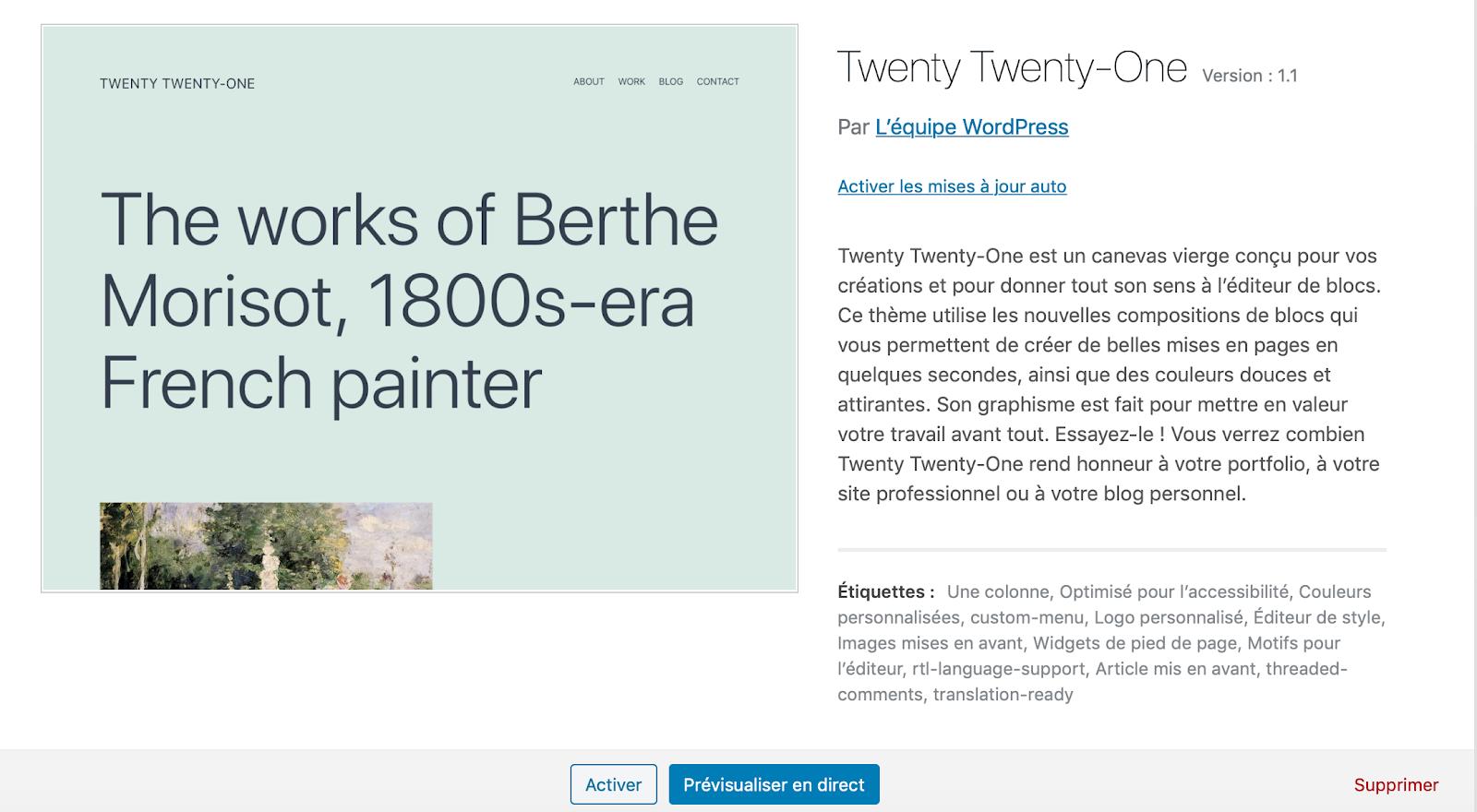 Wordpress-theme-2021