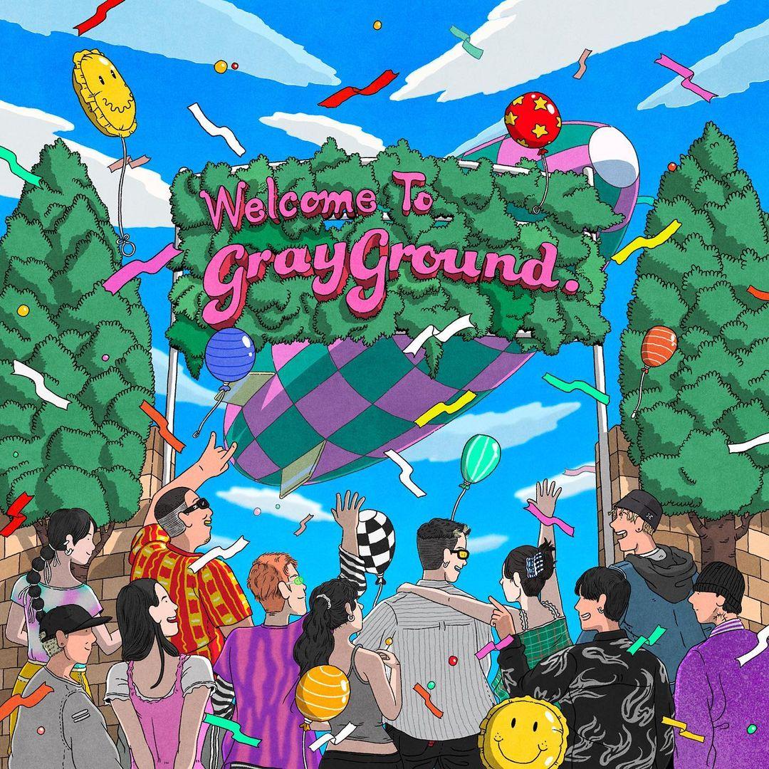 GRAY GRAYGROUND TEASER