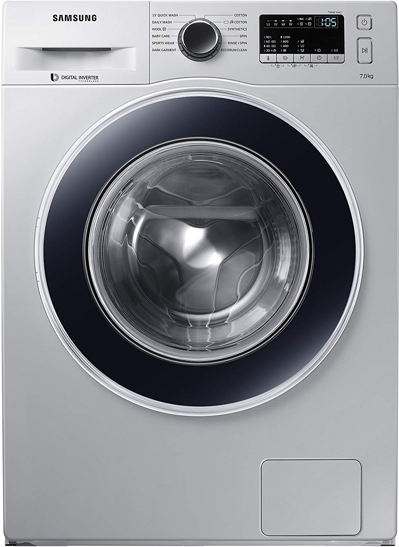 Samsung 7 Fully Automatic Washing Machine (WW70J4263JS/TL)