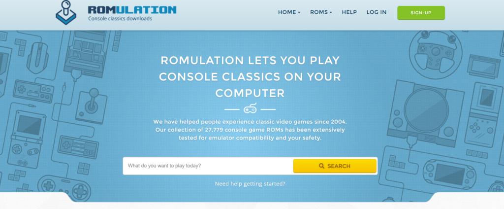 RomUIation best rom site