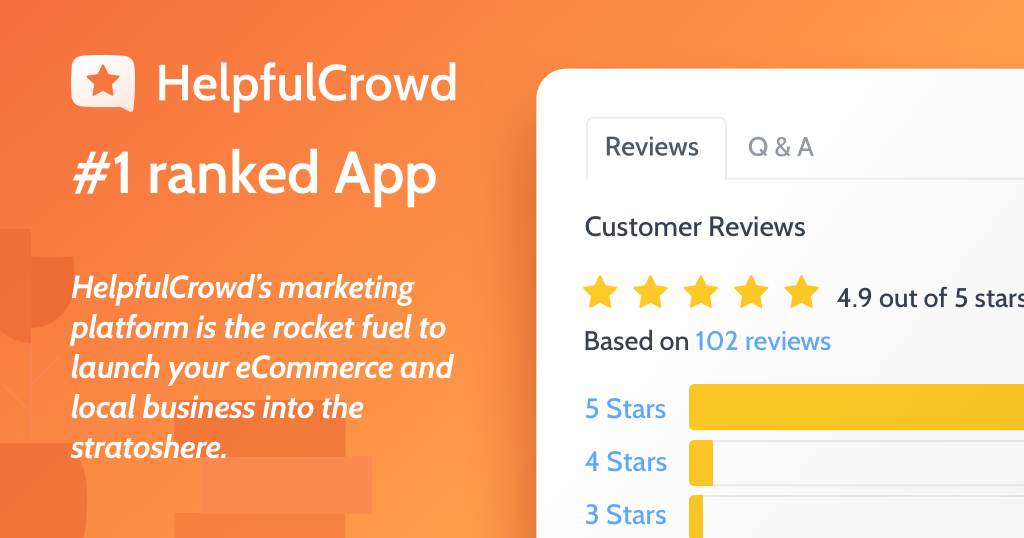 Shopify review app