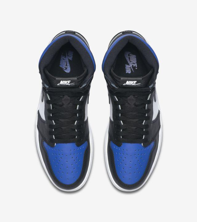 """Nike Air Jordan 1 Retro High OG Royal Toe"" รองเท้าที่ขายหมดไวเพราะซีรีส์ The Last Dance 03"