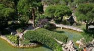Japanese Sunken Gardens