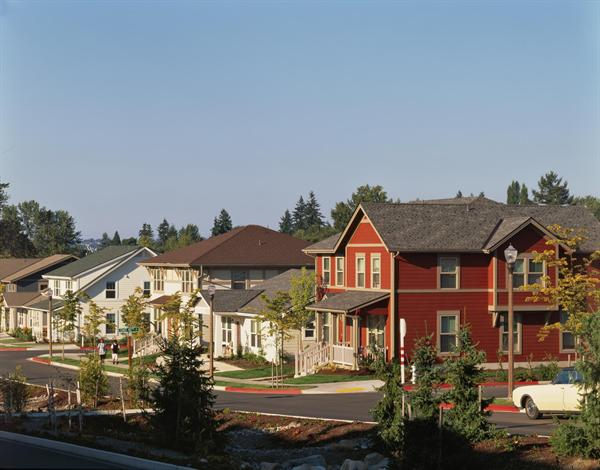 Salishan 7, LEED-Platinum Certified Affordable Housing Projects