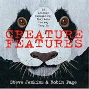 Image result for creature features book