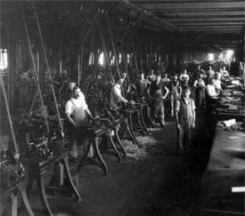 Old Factory Working Conditions