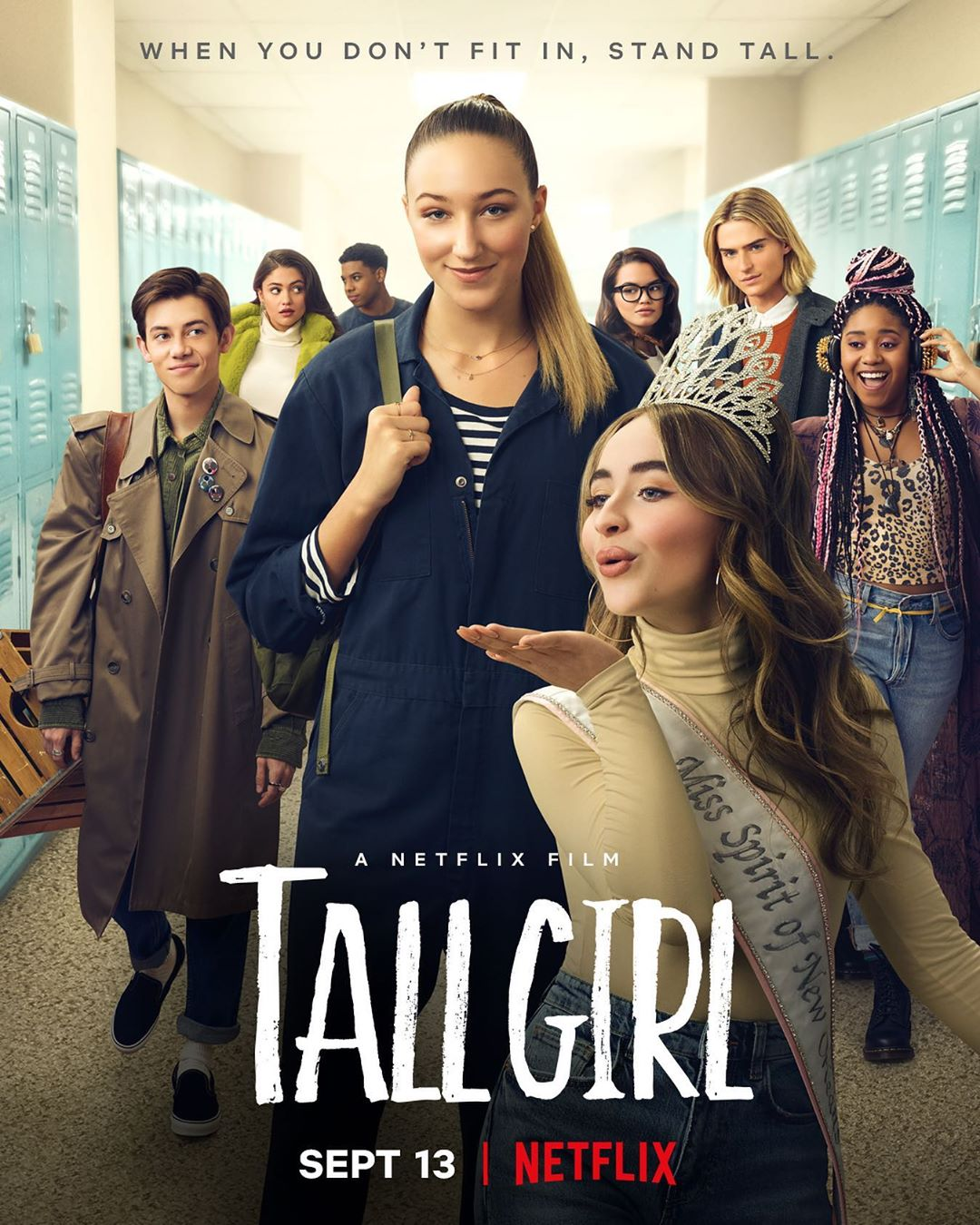 Image result for Tall Girl FILM ORIGINALE GLOBALE