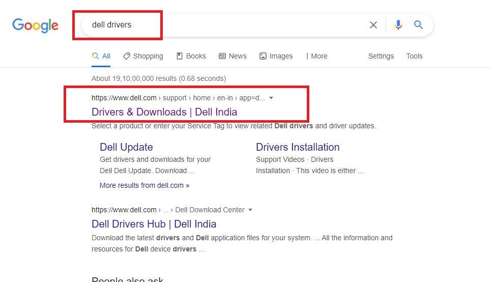 Dell BIOS Update