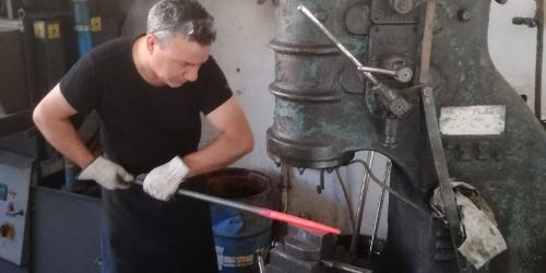 Metallbett produktion