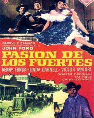 Pasión de los fuertes (1946, John Ford)