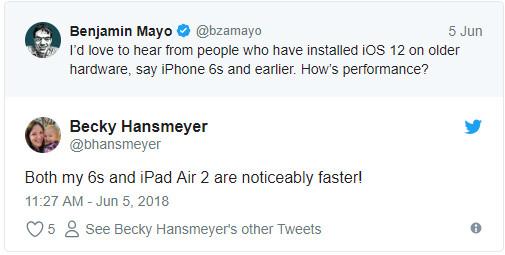 iPhone 5S, 6 nhu 'song lai' khi len iOS 12 hinh anh 2
