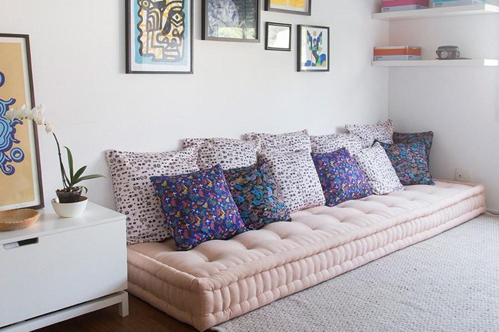 Vật liệu nhung trang trí nội thất có thể làm cho ngôi nhà của bạn trông sang trọng!