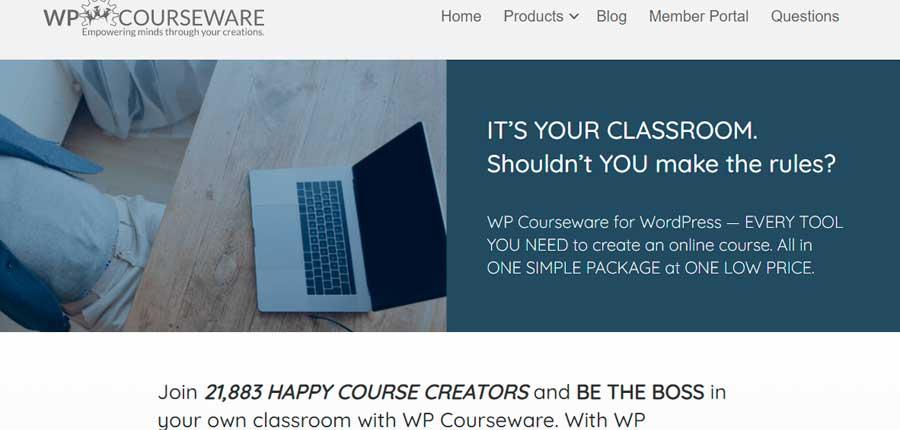 WP Courseware - Xyzor