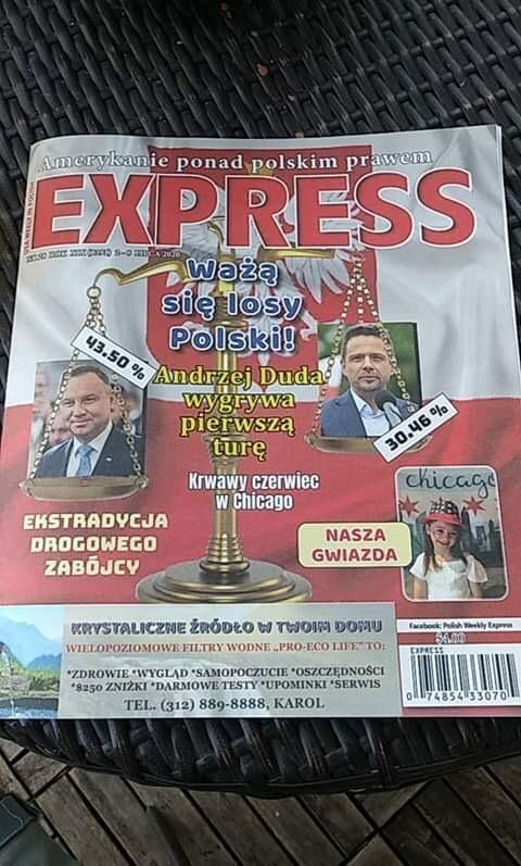 Et bilde som inneholder tekst, avis  Automatisk generert beskrivelse