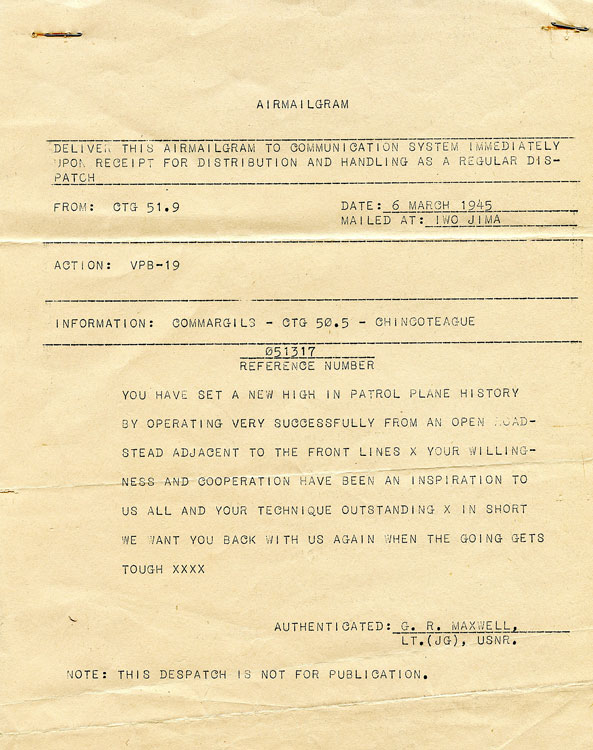 baci-Airmailgram-Mar-6,-1945