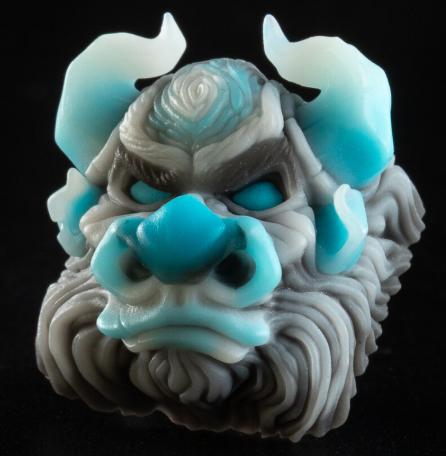 Artkey - Glacier Bull v2