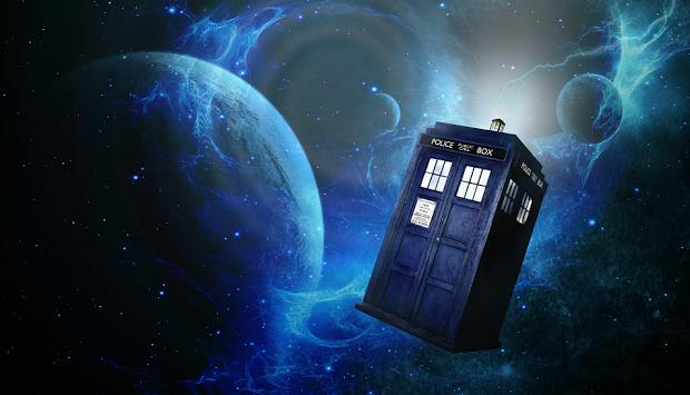 TARDIS in azione