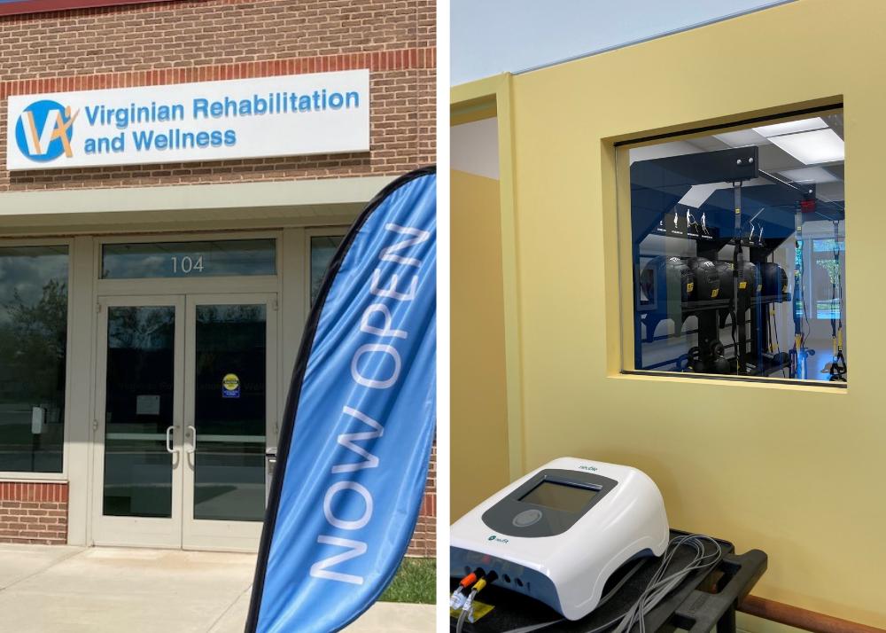 Virginian Rehabilitation and Wellness clinic