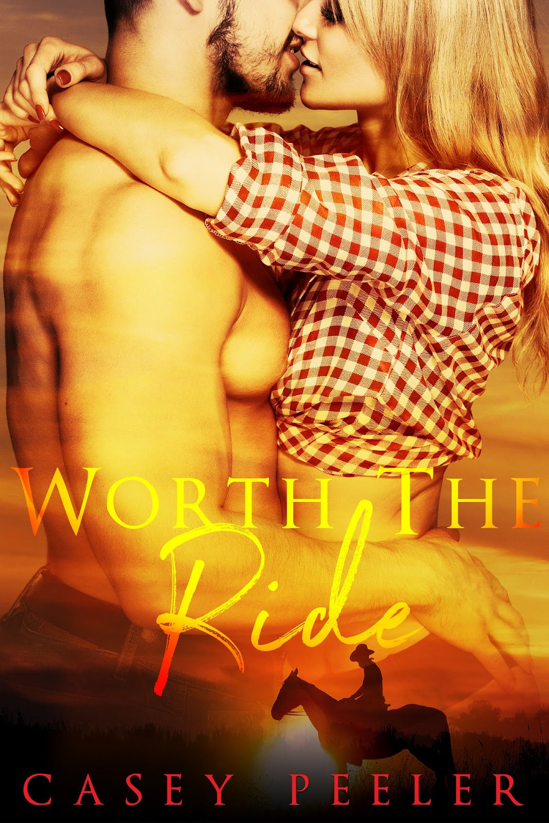 Worth The Ride - Blitz by Casey Peeler